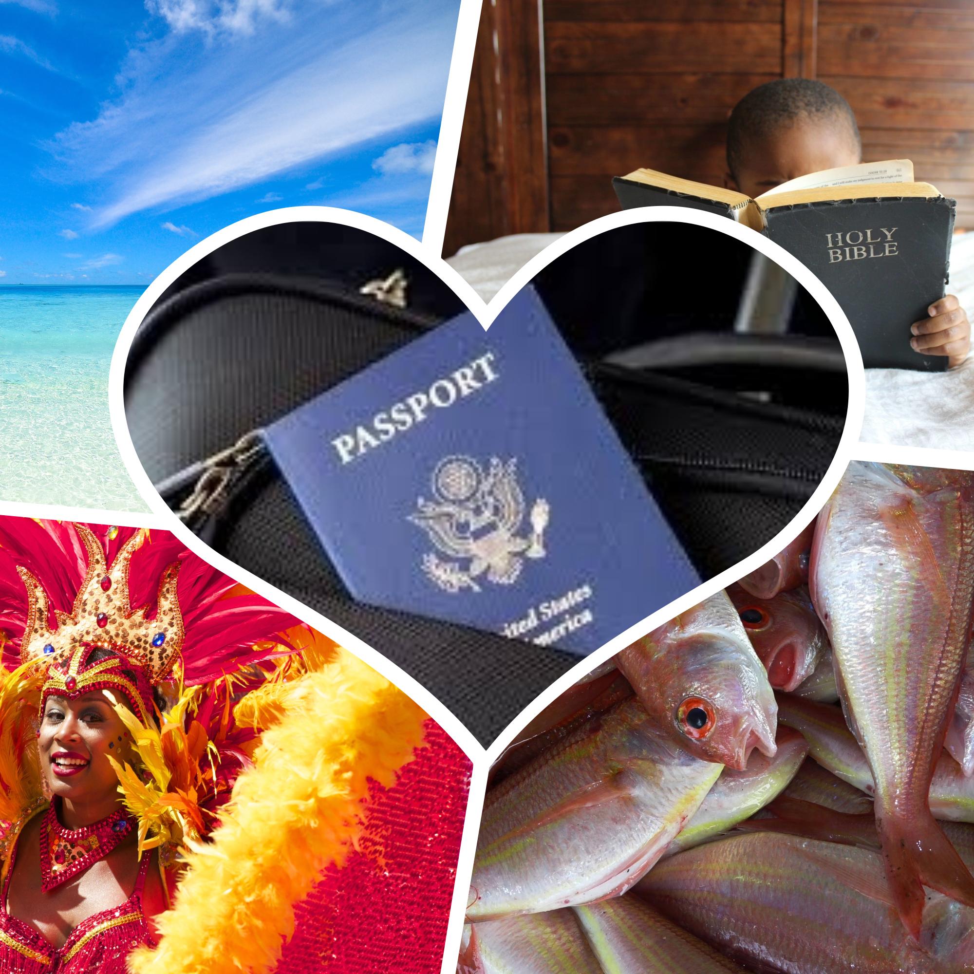 My Caribbean-American Life